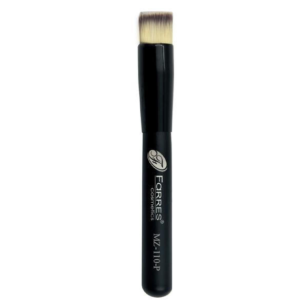 Farres MZ110-P Кисть для макияжа прямой срез