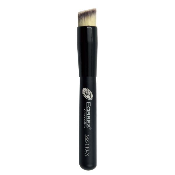 Farres MZ110-X Кисть для макияжа косой срез
