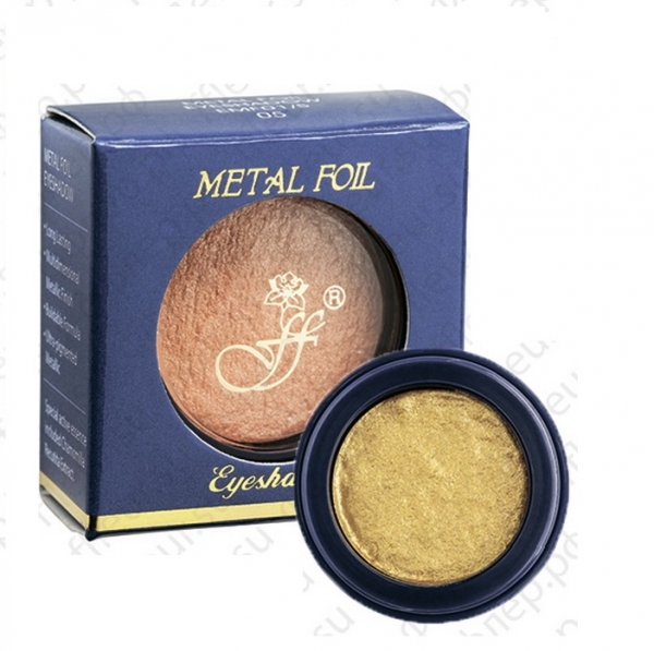 EMF 01 # 2 Тени для век METAL FOIL EYESHADOW