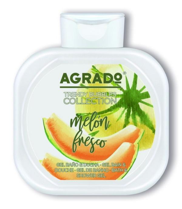 """AGRADO Гель для ванн и душа """"Fresh Melon"""", 750ml"""