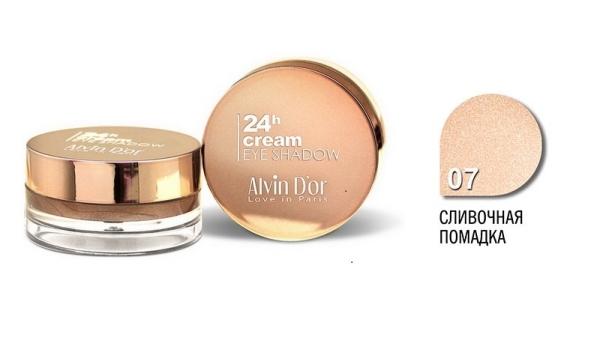 """AES-15 Тени д/век """"Alvin D`or"""" 24h Cream EyeShadow (тон 07)"""