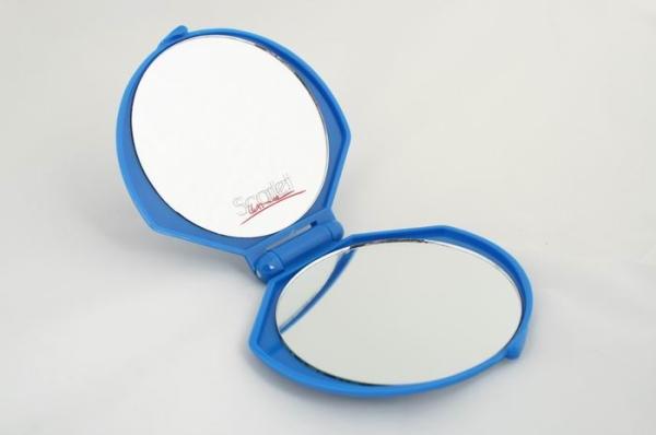 Зеркало компактное KF903 двухстороннее  24/192 (шт.)