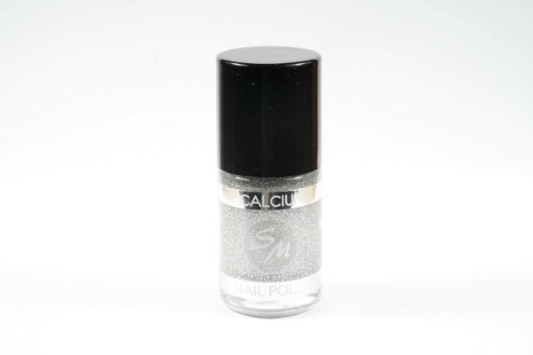 SM  №23  Лак для ногтей с кальцием 11 мл.   (12)  HOLOGRAPHIC