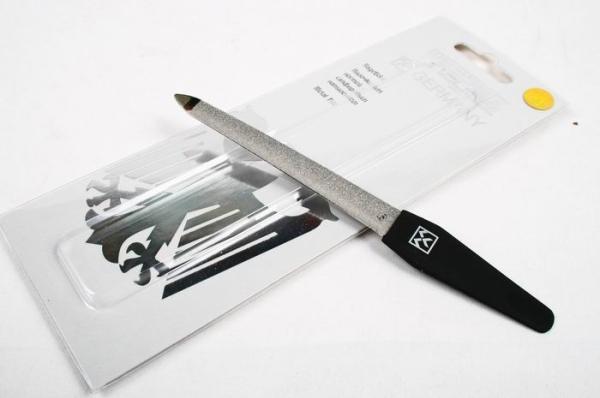 Пилочка MN-882В    Messer&Nagel   металл. 12,5 см.   50/500 в кор.