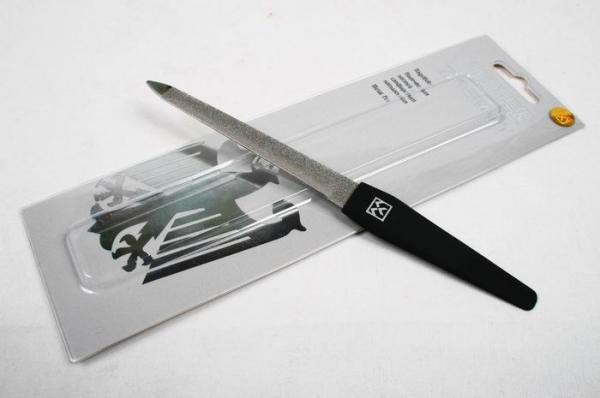 Пилочка MN-885B    Messer&Nagel  металл. 15 см.    50/500 в кор.