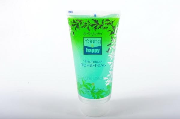 B.J.Young & Happy Пена-гель 200мл  чистящая