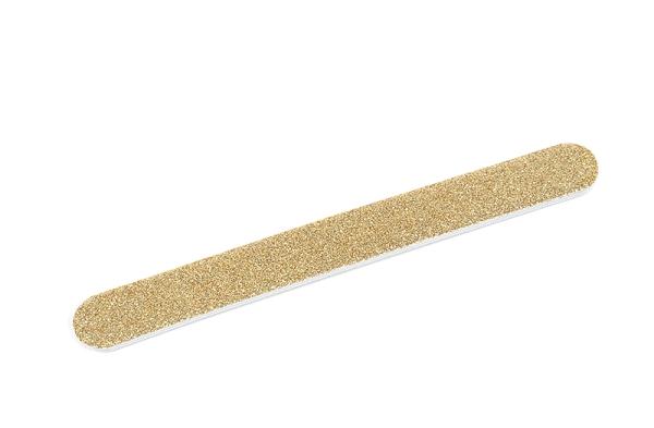 "SOLAmio Пилочка  #F124     ""Gold""        144/288  (золотое покрытие)"