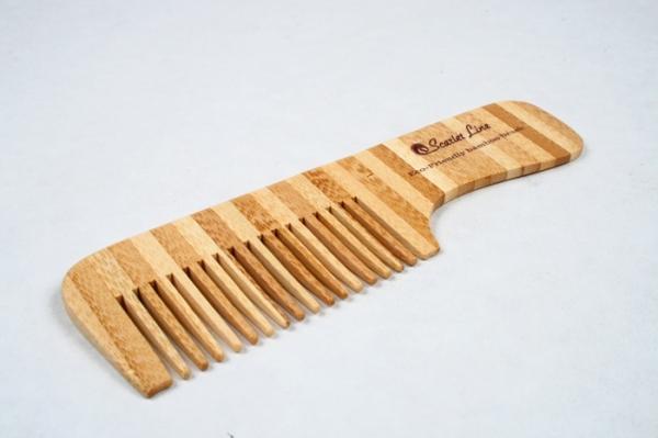 Гребень BB-C3 бамбук     24/480