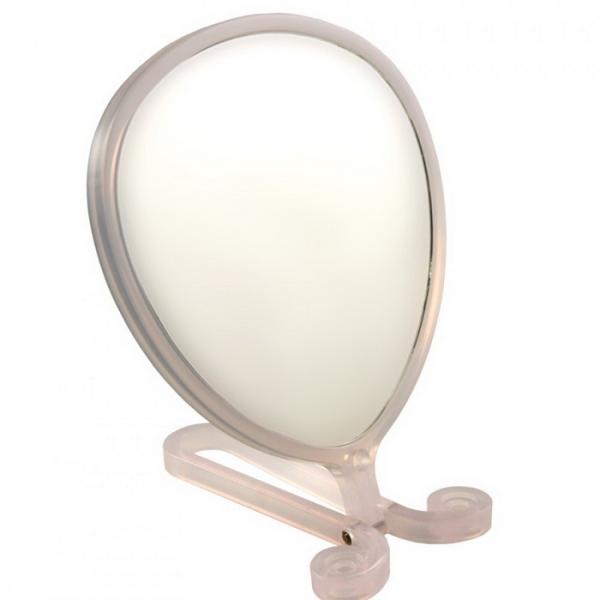Зеркало настольное KF 715 двухстороннее  (12/48 в кор.)