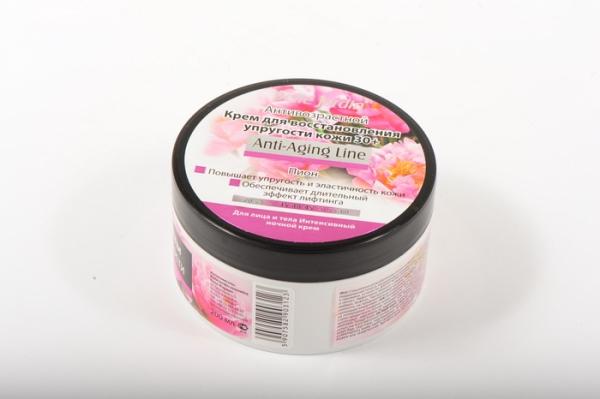 B.J.Anti Aging Line Крем  Антивозрастной 200мл Пион для восстановления и упругости кожи лица и тела